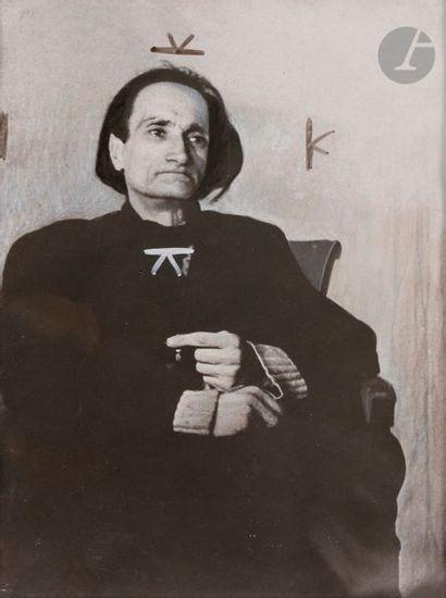 Denise Colomb (1902-2004) Antonin Artaud,...