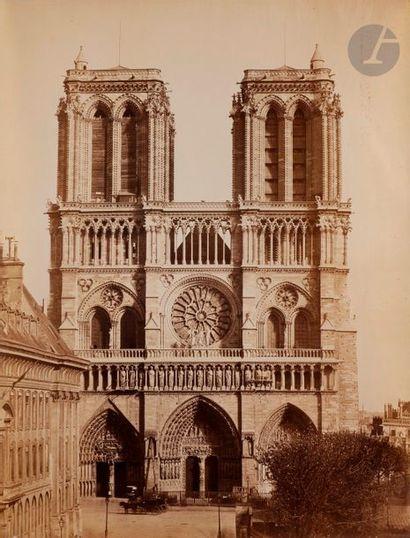 Gustave Le Gray (1820-1884) Façade de la...