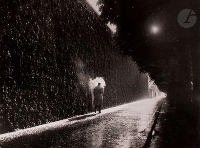 Édith Gérin (1910-1997) Enfermement [murs...