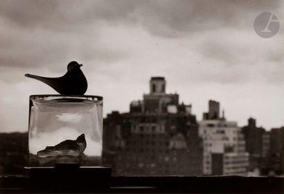 André Kertész (1894-1985) My window, 1978....
