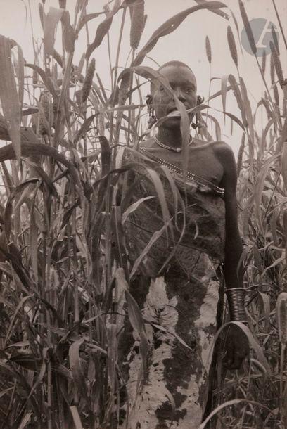 George Hoyningen-Huene (1900-1968) Afrique,...