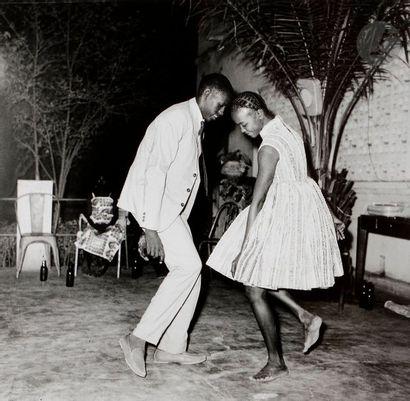 Malick Sidibe? (1936-2016) Nuit de Noe?l,...