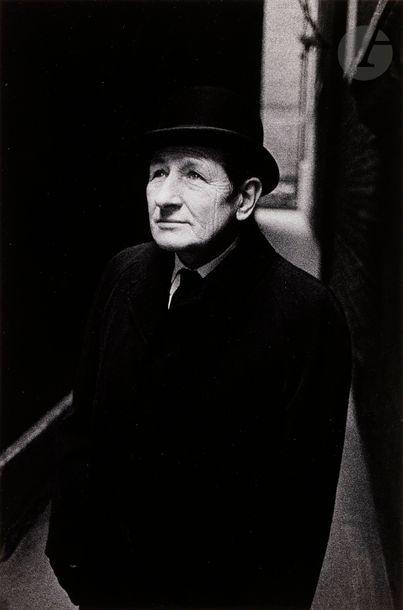 Ralph Gibson (1939) Déja-vu [Homme au chapeau...