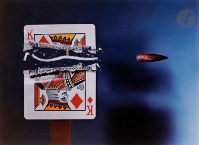 Harold Eugene Edgerton (1903-1990) Cutting...