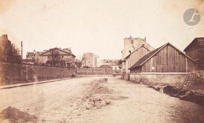 Roger du Manoir (1827-1888) Barrie?re Clichy,...