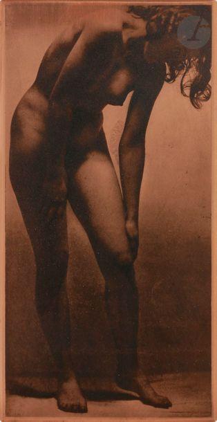 Laure Albin Guillot (1879-1962) La déesse...