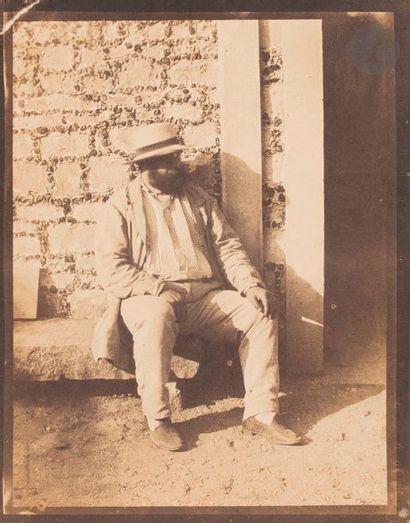 Photographe non identifié Barbizon, c. 1850....