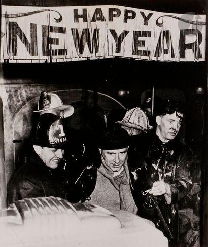 Weegee (Arthur Fellig, dit) (1899-1968) Tavern...