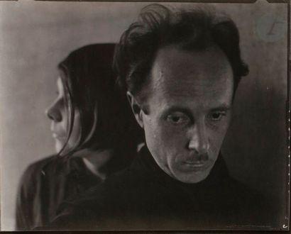 Imogen Cunningham (1883-1976) Edward [Steichen]...