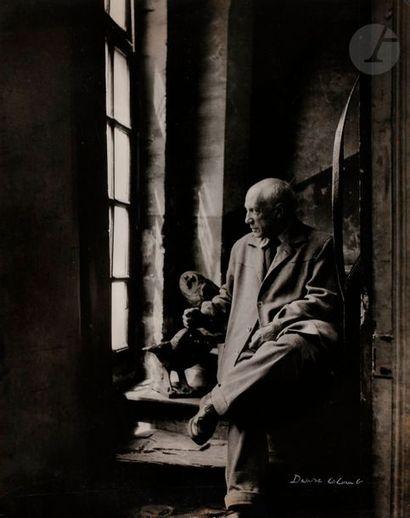 Denise Colomb (1902-2004) Pablo Picasso,...
