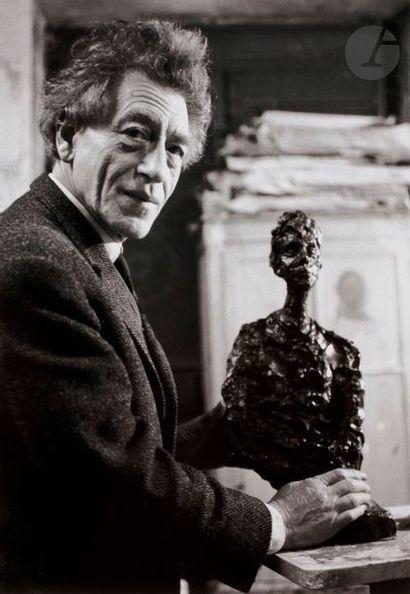 Gisèle Freund (1908-2000) Alberto Giacometti...