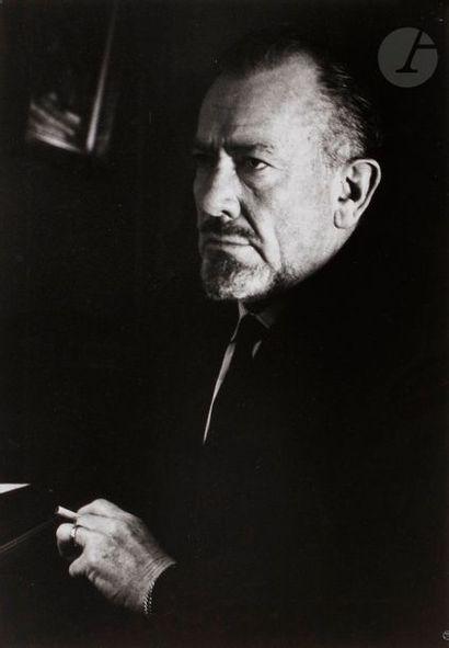 Gisèle Freund (1908-2000) John Steinbeck...