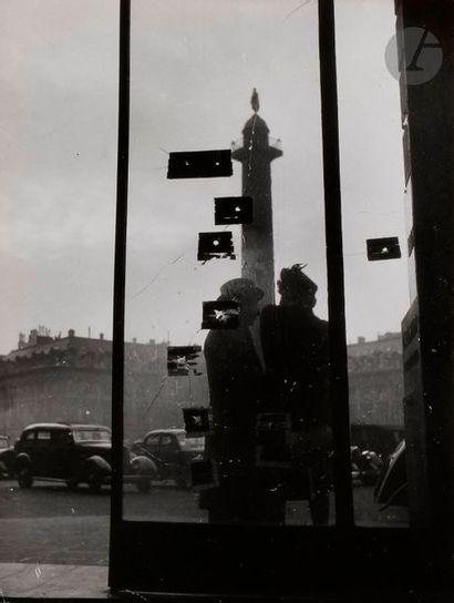 Willy Ronis (1910-2009) La place Vendôme...