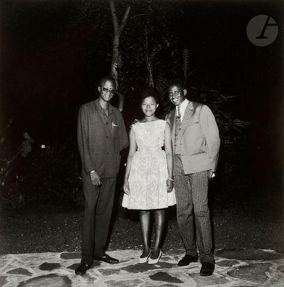 Malick Sidibé (1936) Soirée jeunesse, ROM...