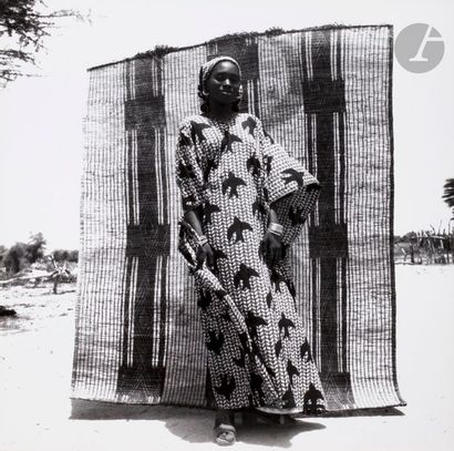 Oumar Ly (1943-2016) Sénégal. Podor, c. 1965....