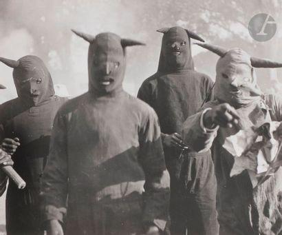 Kati Horna (1912-2000) Carnaval de Huejotzingo,...