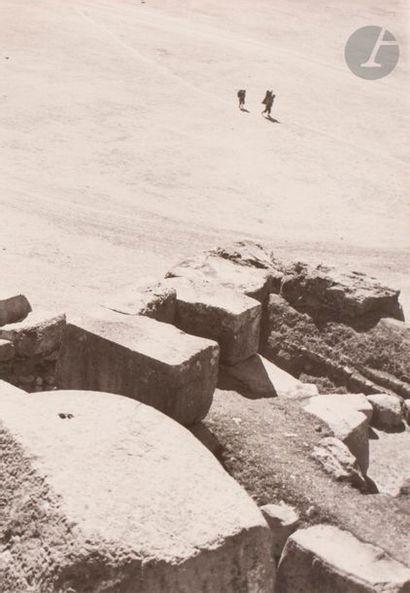 Robert Frank (1924-2019) Pérou, 1948. Épreuve...