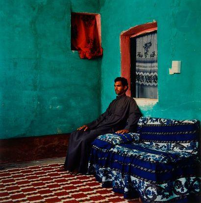 Denis Dailleux (1958) Mahmoud à Sakkara....
