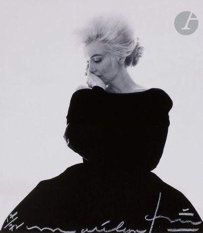 Bert Stern (1929-2013) The Last Sitting,...