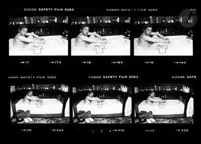 Xavier Martin (1950) Serge, planche 2, La...