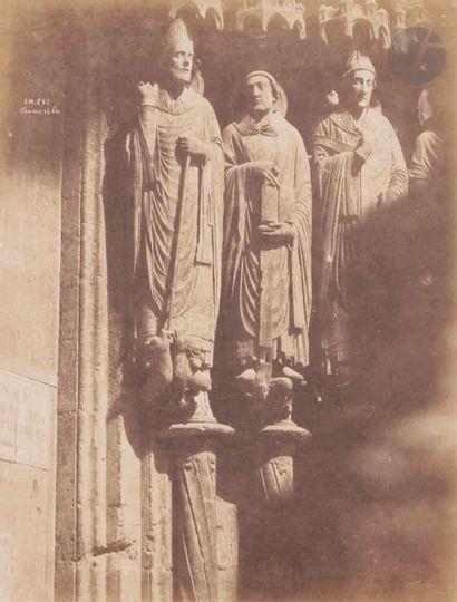 Émile Pécarrère (1816-1904) Cathe?drale Notre-Dame...