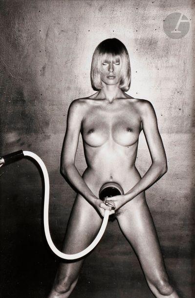 Helmut Newton (1920-2004) Beauty Treatment....