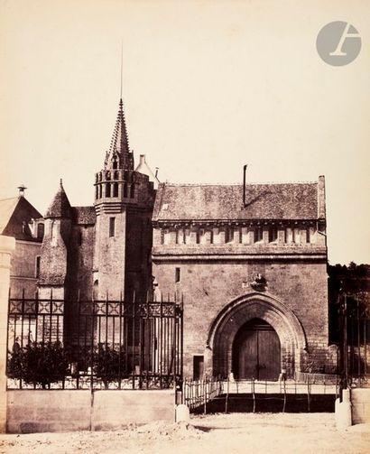 Duc de Massa (André Philippe Alfred Régnier, 1837-1913) Tours, c. 1858. Abbaye de...