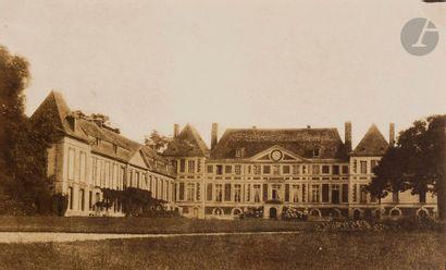 Roger du Manoir (1827-1888) Cha?teau de Guermantes,...