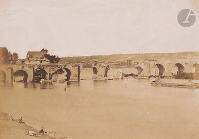 Roger du Manoir (1827-1888) Pont-de-l'Arche,...