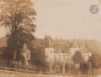 Roger du Manoir (1827-1888) Château de Pavilly...