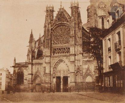 Roger du Manoir (1827-1888) Église St Jacques...