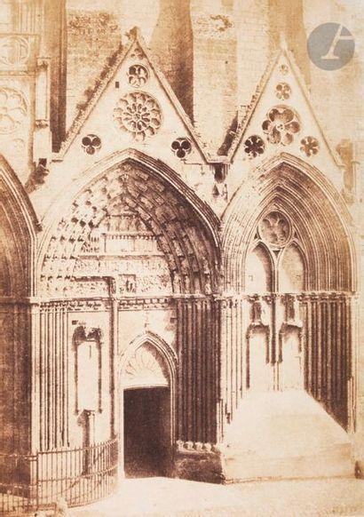 Louis Alphonse de Brébisson (1798-1972) Porches...