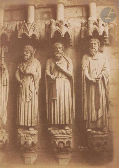 Henri Le Secq (1818-1882) Cathe?drale Notre-Dame...