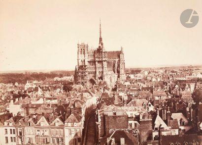 É?douard Baldus (1813-1889) Amiens et la...