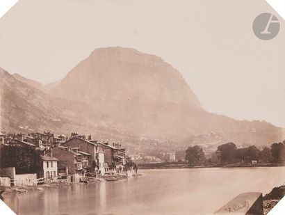 Adolphe Godard Dauphiné, c. 1855. Grenoble...