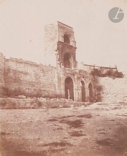 Photographe non identifié Arles, c. 1852....