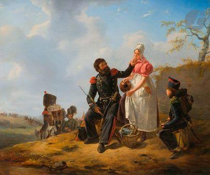 Jean Henri DECOENE  (Nederbrackel 1798 -...