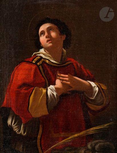 Attribué à Charles MELLIN (1597 - 1649) Saint...