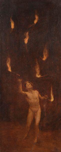 Charles AMANDIS-LAMUSSE (Caen 1875-1956)...