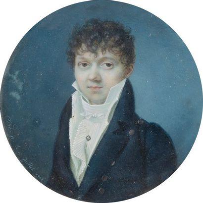 Pierre-Charles CIOR (Paris 1769-1840) Peintre...