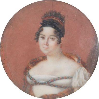 CORCHAND Madame (active en 1813-1816) Femme...