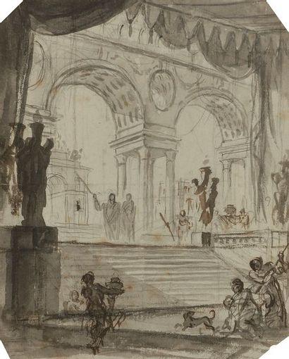 École FRANÇAISE du XVIIIe siècle Projet de...