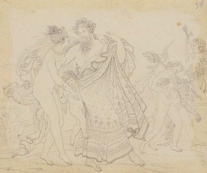 École française du XIXe siècle Album de 54...