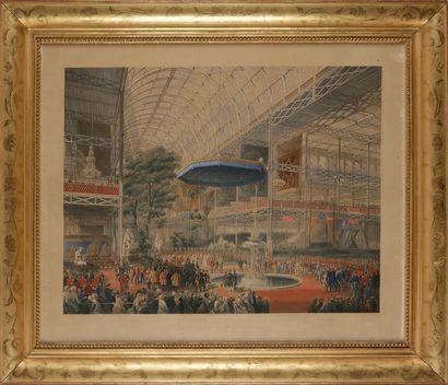 Edmund WALKER (c.1820-c.1890) The Great exhibition...
