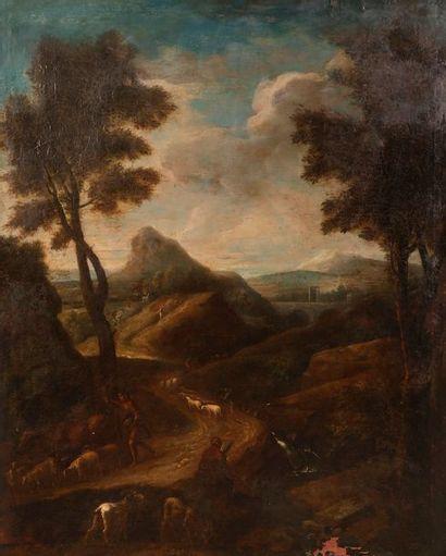 École GÉNOISE vers 1700, entourage de Carlo...