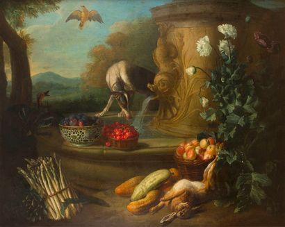 Claude-François DESPORTES (Paris 1695-1774)...