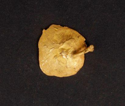 1 bris d'or. Poids : 19,8 g