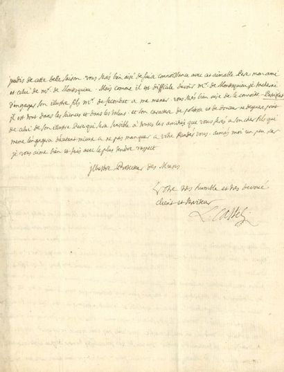 Louis-Bernard Castel (1688-1757) jésuite,...