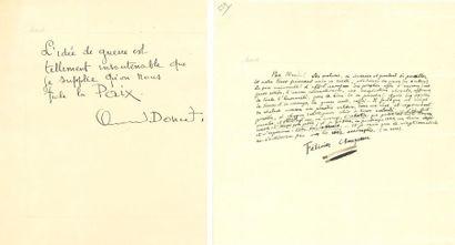 Littérature. 45 P.A.S., [vers 1930]; 42...