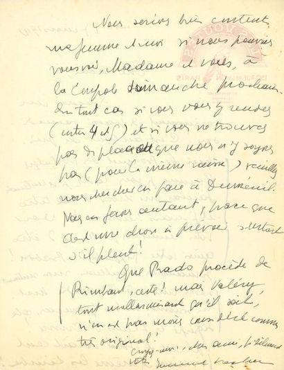 Emmanuel Lochac (1886-1956) poète d'origine...